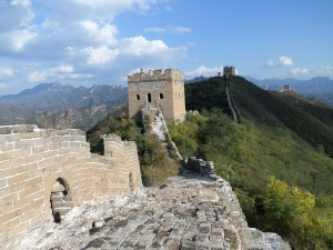 The views when peering back over West Simatai are some of the most magical along the Great Wall.