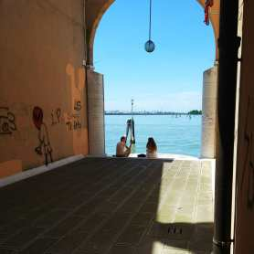 Lazy summer days in Venice.