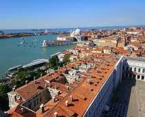 Venice looking west.