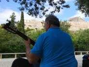 musician-acropolis-athens